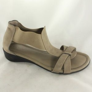 St. Johns Bay Olive Green Laila Womens Sandal
